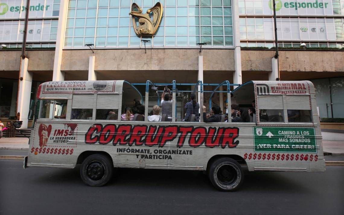 corruptour ims