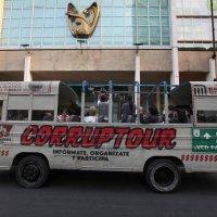 El Corruptour: un tour íntimo de la historia de la corrupción en CDMX