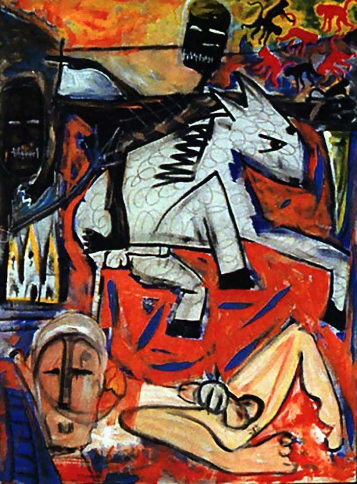 The Rape Of Bigarschol – 1996
