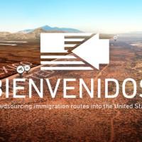 Bienvenidos: La primera app que te ayuda a cruzar la frontera sin ser atrapado