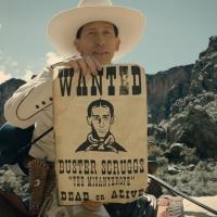 Los hermanos Coen estrenan película wéstern en Venecia con Tom Waits, The Ballad of Buster Scruggs.