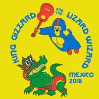 King Gizzard & the Lizard Wizard llega por primera vez a Tijuana.