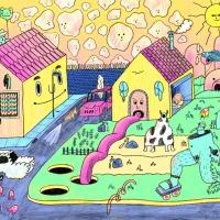 Ilustraciones reconfortantes para escapar de la realidad